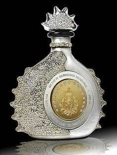 $2,000,000.00 World's Most Expensive Cognac Henri IV Dudognon
