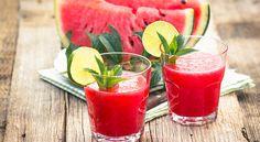 Non-Alcoholic Watermelontini – The Leaf