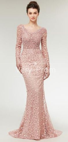 Long Sleeves Lace Mermaid Peach Evening Prom Dresses, Evening Party Prom Dresses, 12020 - - Long Sleeves Lace Mermaid Peach Evening Prom Dresses, Evening Party Prom Dresses, 12020 Source by loverbridalstore Mermaid Evening Dresses, Evening Gowns, Evening Party, Prom Dresses With Sleeves, Girls Dresses, Sexy Dresses, Summer Dresses, Casual Dresses, Fashion Dresses