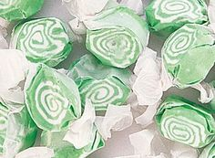 Key Lime Taffy: 3 LBS by Sweet's $15