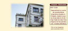 G524 Chapela ( Redondela). Pontevedra  Chalet de prestigio en venta