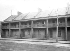 Harris St,Pyrmont in Sydney in Historical Architecture, Historical Photos, 1920s, Sydney, Depression, Past, Europe, Canada, Australia