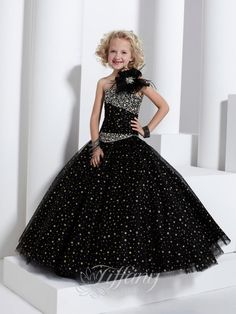 Girls Pageant Dresses by Tiffany 13321