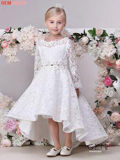 789bfc4acc002 Flower Girl Dresses, Cheap Flower Girl Dresses for Wedding - GemGrace