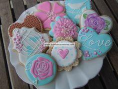 Bambella Cookies....beautiful!