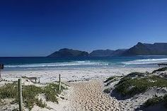 Hout Bay beach, Cape Town