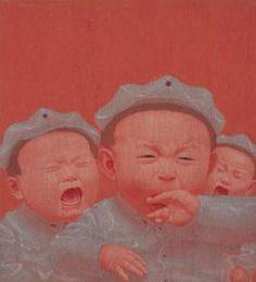 Chinese contemporary art Chen Yu