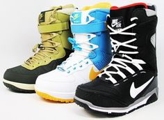 Love my snowboarding, cant wait for Nike to bring out more snowboarding gear!