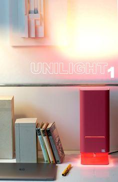 NEUE FARBEN | TEBTON® UNILIGHT1 unsere #Tischlampe | Zeitloses Design schon jetzt ein Klassiker... #productdesign #lamp #light #lighting #lightdesign #home #interiordesign #leuchte #lampe #designlampe #tischleuchte #design #designinspiration #interior #decor #berlin #tebton #unilight1 Berlin, Interiordesign, Floating Nightstand, Inspiration, Lighting, Table, Furniture, Products, Home Decor