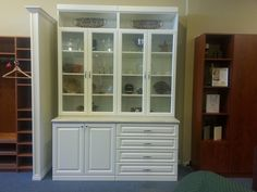 Buffet or entertainment center in our Jacksonville Showroom