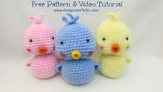 How to Crochet a Duck.   This is an add on to a previous video tutorial. In the first tutorial that was uploaded in early 2013 I had l...