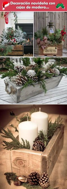 Farmhouse Christmas Decorations Pine Cones 39 Ideas – All About Christmas Country Christmas, Christmas Home, Christmas Holidays, Christmas Wreaths, Christmas Ornaments, Christmas 2018 Ideas, Christmas Arrangements, Christmas Centerpieces, Xmas Decorations