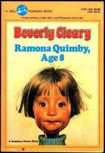 Ramona. Though I identify with Beezus.