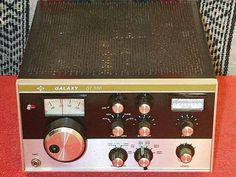 Galaxy GT-550 Amateur Radio SSB/CW Transceiver.