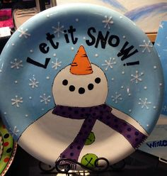 Let It Snow!-Starving Artist Studio