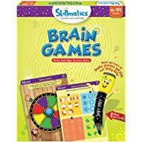 Skillmatics Educational Game Brain Games 6 99 Years In 2020