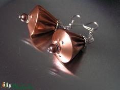 Nespresso kapszulából készített fülbevaló - bevezető áron (DIYorbuy) - Meska.hu
