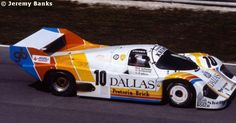 RSC Photo Gallery - Brands Hatch 1000 Kilometres 1984 - Porsche 956 no.10 - Racing Sports Cars