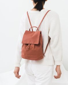 0f3d58323006 BAGGU Canvas Mini Backpack | Garmentory Backpack Outfit, Tote Backpack,  Drawstring Backpack, Canvas