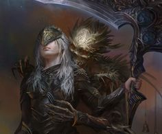 Illustrations update- Process- Legend of the cryptids!