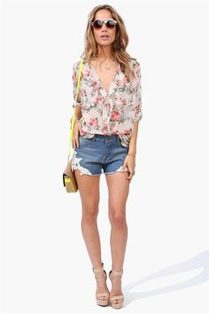 Spring Bloom Blouse