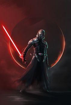 Star Wars Sith, Star Wars Rpg, Star Wars Fan Art, Star Wars Cartoon, Star Wars Jokes, Star Wars Characters Pictures, Star Wars Pictures, Darth Starkiller, Star Wars Wallpaper