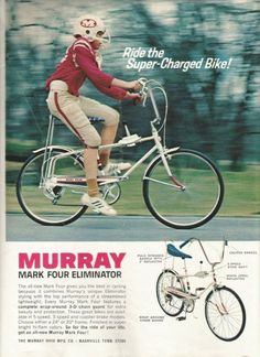 1971 Murray Bicycles
