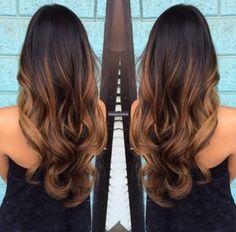 21 Balayage Ombre Hair Color Ideas 2016 – 2017 - DigiHair Blog