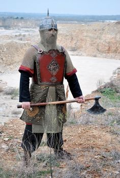 Turko style armor that I would love to have in the SCA