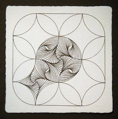 Zentangle: Paradox Challenge
