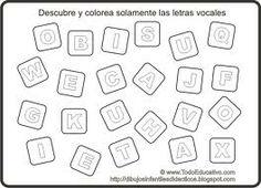 material didactico vocales - Buscar con Google