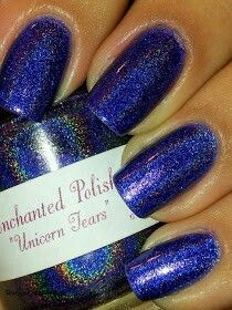 Enchanted Polish Unicorn Tears