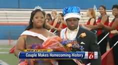 Teens With Down Syndrome Voted Homecoming King and Queen | LifeNews.com