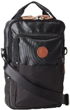 Fred Perry Men's Coated Flight Bag