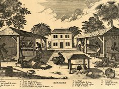 Image result for colonial coffee plantations saint domingue