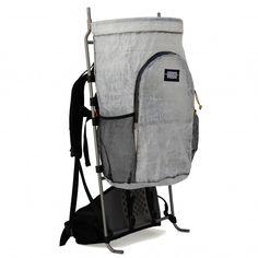 Ti-Arc CF Backpack - 1lb 15oz, $399