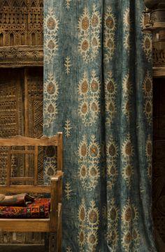 Lewis & Wood Fabric