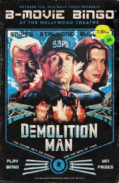 Demolition Man, 1993