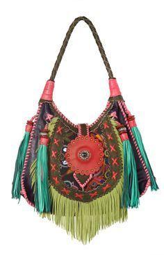 Bags & Handbag Trends : World Family Ibiza boho bag FOLLOW to see more: boho style  nl.pinterest.com/