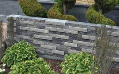 Santuro® Spaltsteinmauer