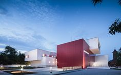 bucharest: school of music and arts by LTFB architecture