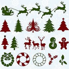 Free SVG | Christmas 2#Repin By:Pinterest++ for iPad#