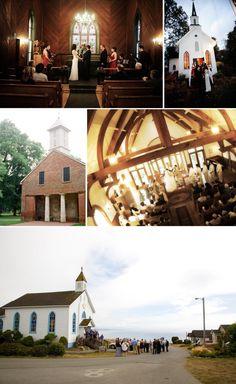 <3 tiny churches