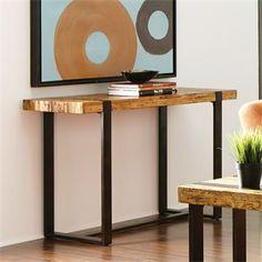 Teton Sofa Table I Riverside Furniture