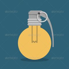 Grenade ...  abstract, art, background, big, black, blue, bomb, brain, bright, bulb, business, concept, creative, creativity, design, drawing, electricity, energy, genius, graphic, grenade, icon, idea, illustration, imagination, infographics, innovation, inspiration, invention, isolated, lamp, light, lightbulb, minimalism, motivation, paper, simple, solution, symbol, technology, thinking, vector, white