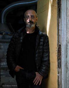 """Tercer y último retrato del artistaRafa Pérezpara la exposición """"Agujeros"""", que se puede visitar actualmente en ESTUDIO22.  Haro, Septiembre 2016     Octubre, Noviembre y Diciembre 2016."""