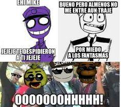 memes de fnaf en español - Buscar con Google
