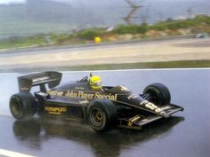 Ayrton Senna, Estoril 1985