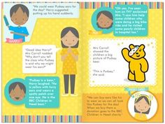 Learning about fundraising and helping others. Supporting BBC Children in Need. Illustrations by Caroline Ing. Free Teaching Resources, Children In Need, Helping Others, Fundraising, Bbc, Illustrations, Education, Learning, Party