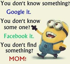 Finding stuff...